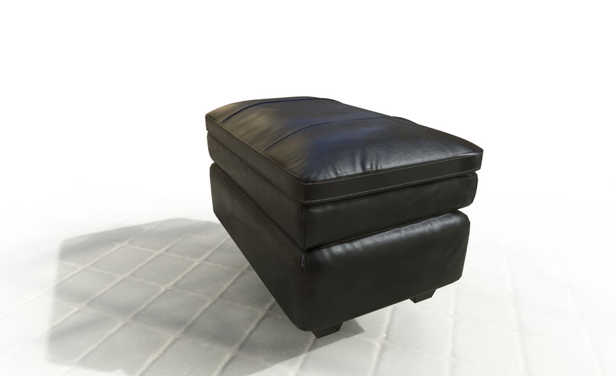Gleason Chair royalty-free 3d model - Preview no. 7