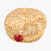 Shell Donut 3d model