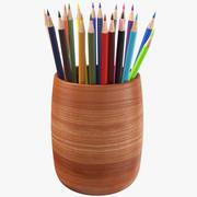 Pencil holder 3d model