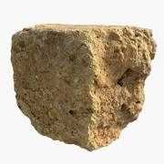 Brick Debris 1 3d model