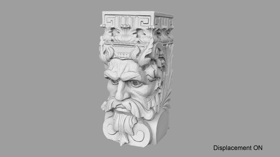 Stojak na rośliny royalty-free 3d model - Preview no. 32