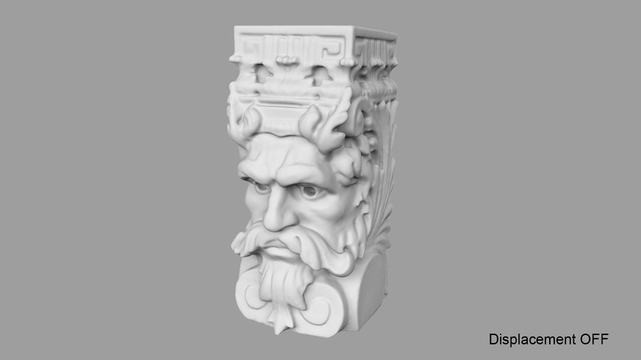 Stojak na rośliny royalty-free 3d model - Preview no. 30