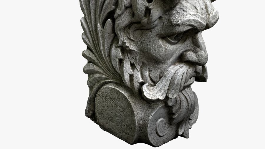 Stojak na rośliny royalty-free 3d model - Preview no. 12
