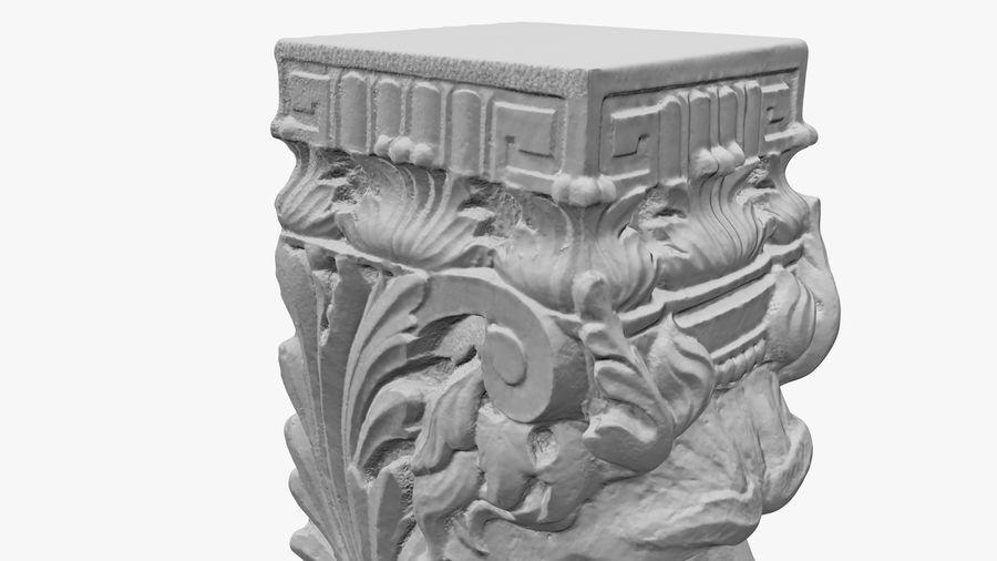 Stojak na rośliny royalty-free 3d model - Preview no. 34