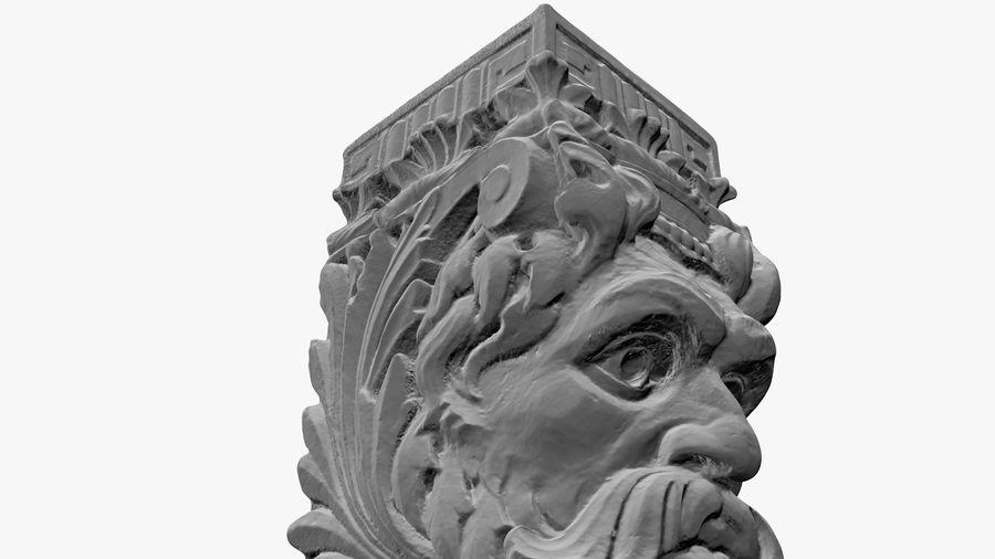 Stojak na rośliny royalty-free 3d model - Preview no. 43