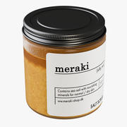 Meraki Salt Scrub 3d model