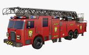 Feuerwehrauto 3d model