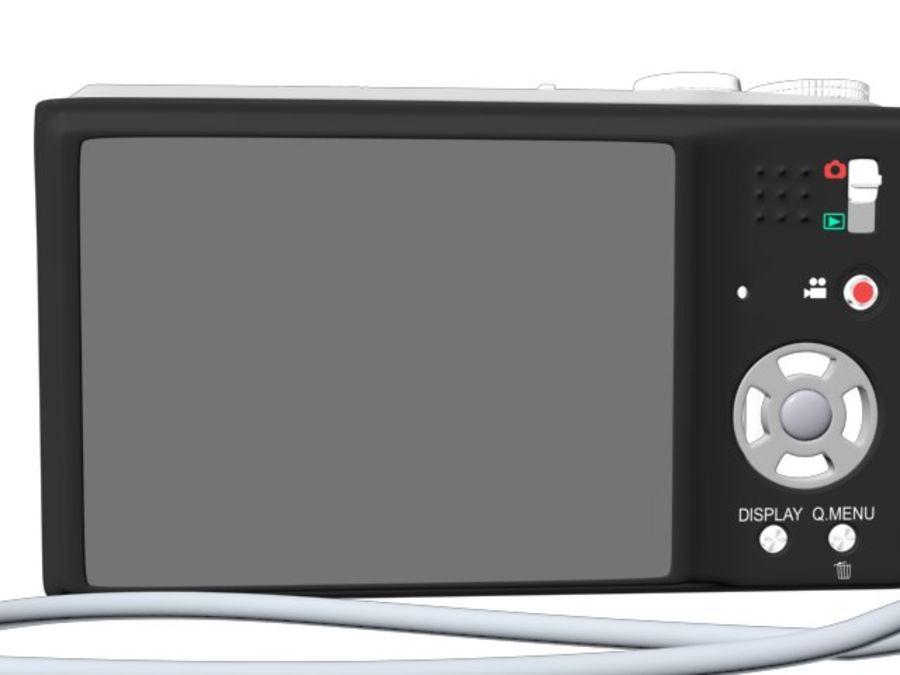 相机 royalty-free 3d model - Preview no. 4