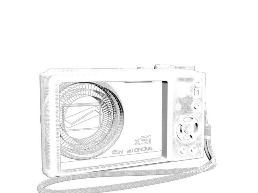 相机 royalty-free 3d model - Preview no. 9