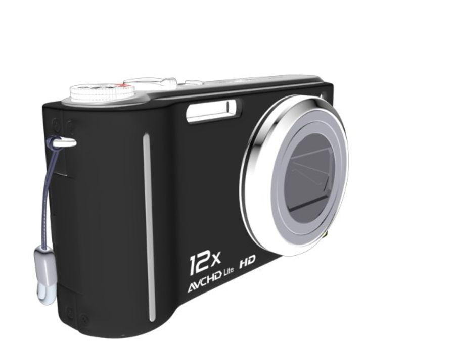 相机 royalty-free 3d model - Preview no. 1