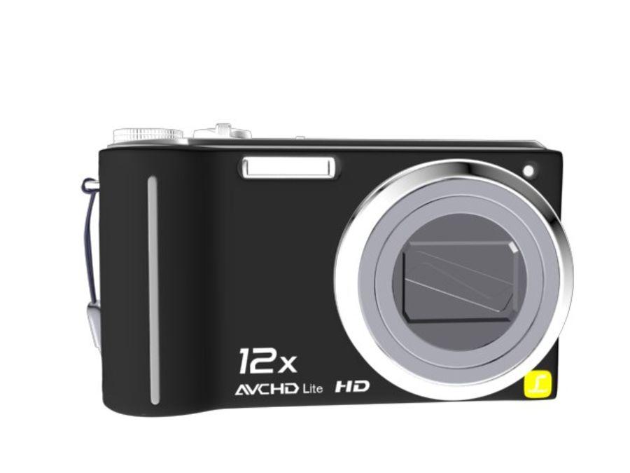 相机 royalty-free 3d model - Preview no. 2