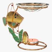 Aroma Lamp Vis 3d model