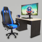 Gaming Seat-collectie 3d model