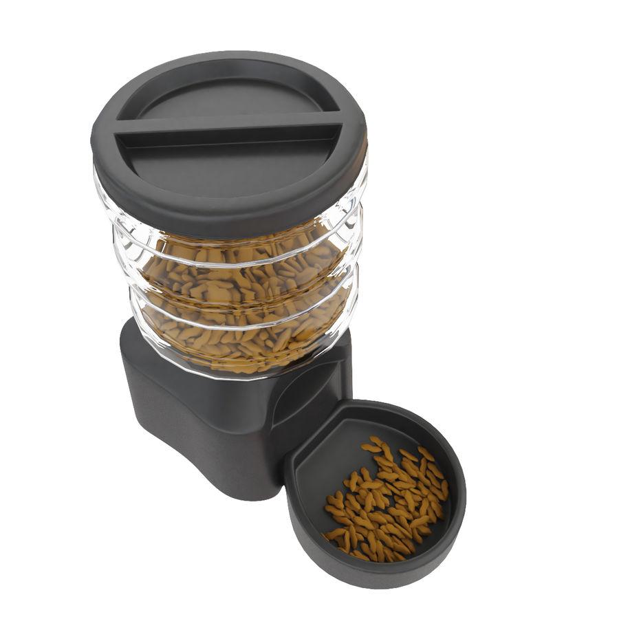 Distributeur automatique de nourriture pour animaux de compagnie royalty-free 3d model - Preview no. 6
