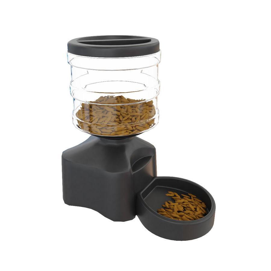Distributeur automatique de nourriture pour animaux de compagnie royalty-free 3d model - Preview no. 1