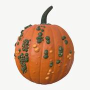 いぼのかぼちゃ 3d model