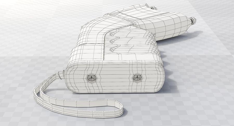 Taser royalty-free modelo 3d - Preview no. 12