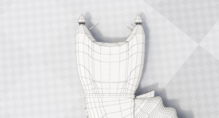 Taser royalty-free modelo 3d - Preview no. 13
