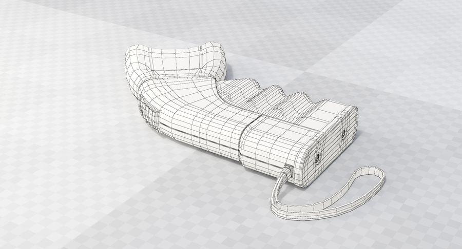 Taser royalty-free modelo 3d - Preview no. 10