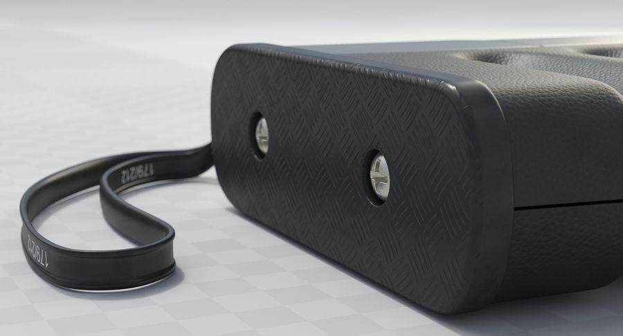 Taser royalty-free modelo 3d - Preview no. 9