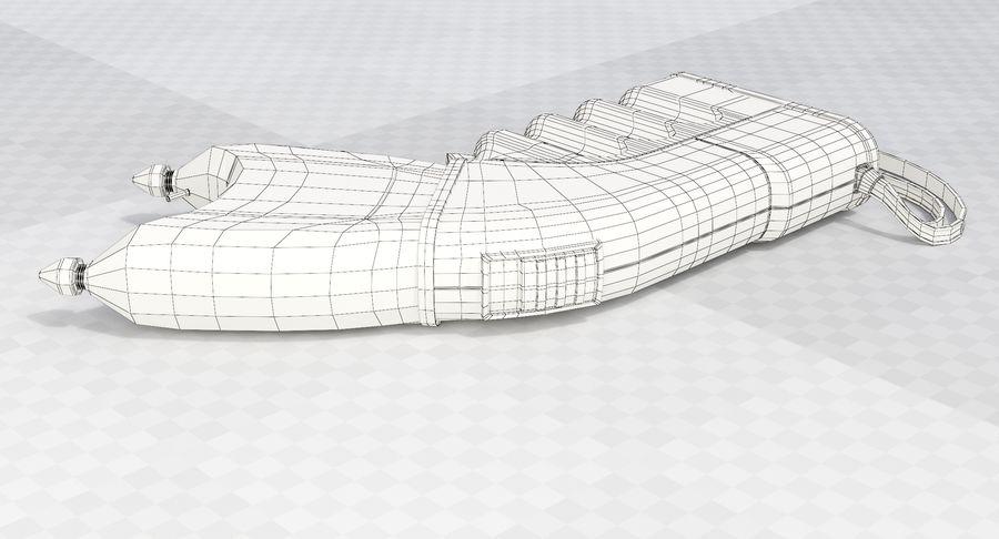 Taser royalty-free modelo 3d - Preview no. 11