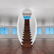계단 디자인 3d model