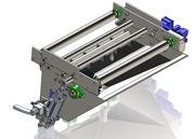 Conveyor belt washer 3d model