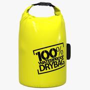 Wodoodporna sucha torba 3d model