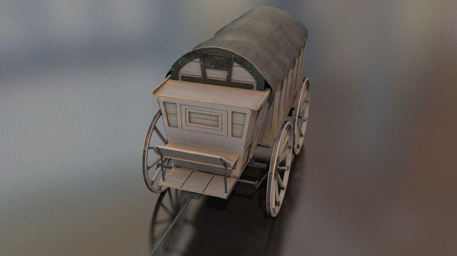 德国供应军车 royalty-free 3d model - Preview no. 3