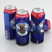 Beer Can Hobgoblin 500ml 3d model