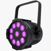 Colored Spot Altman AP-150 RGBW 3d model