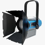 Arri L5-C LED Fresnel Stand-Mt 3d model