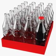 Opakowanie szklane 3d model