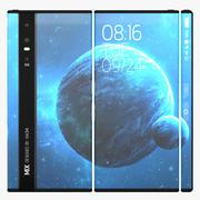 Xiaomi Mi Mix Alpha 3d model