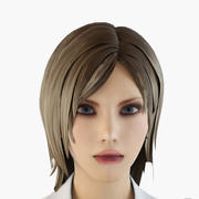 Enfermera para aparejo modelo 3d
