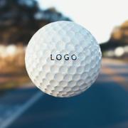 高尔夫球辛烷 3d model