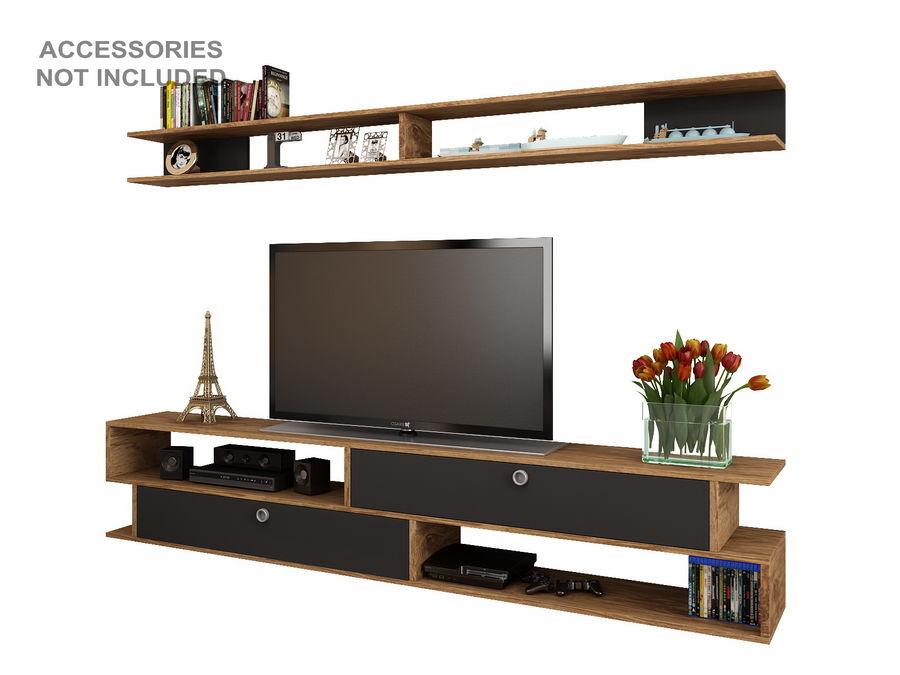 Armoires de télévision royalty-free 3d model - Preview no. 6