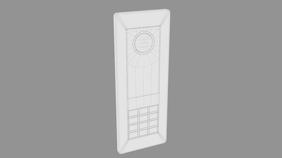 Intercom 3D royalty-free 3d model - Preview no. 8