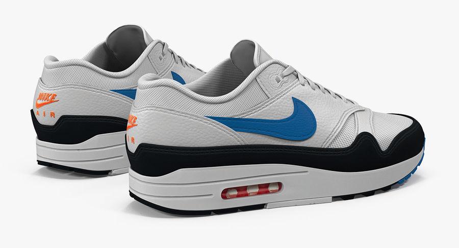 aprendiz inteligencia Palmadita  Nike Air Max Sneakers modèle 3D $39 - .max .obj .ma .fbx .c4d .blend .3ds -  Free3D