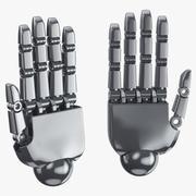 Robothanden 01 Open 3d model