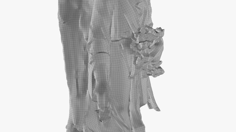 Statua anioła royalty-free 3d model - Preview no. 55