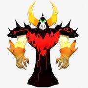 Lord Dominator 3d model