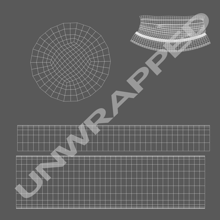 Fragmentation Infantry Hand Grenade M67 royalty-free 3d model - Preview no. 18