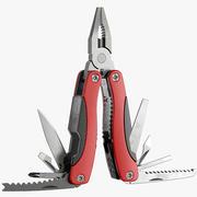 Multi Tool Knife 3d model