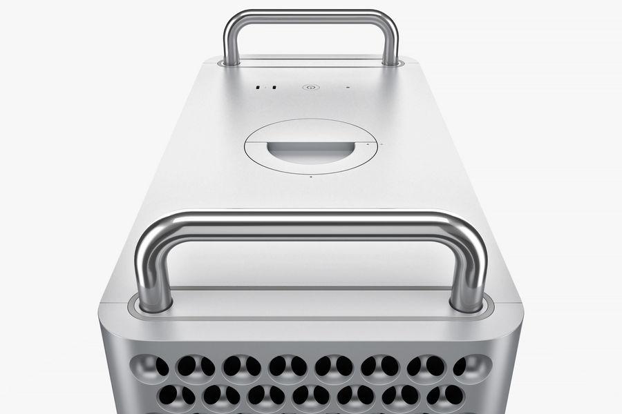 Apple Mac Pro 2019 royalty-free 3d model - Preview no. 13