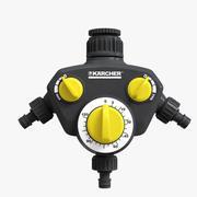 Karcher Watering Clock WT2 3d model