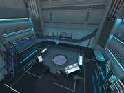 Sci-fi-laboratorium 3d model