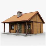GameReady Cottage 6 3d model