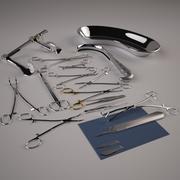 Medizinische Geräte 3d model