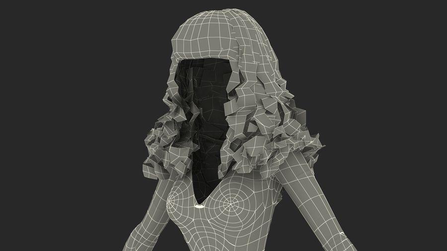Junges Mädchen Jugendkleidung royalty-free 3d model - Preview no. 19
